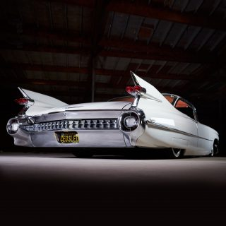 This 1959 Cadillac Coupe de Ville Is A CEO Sled Roaming Los Angeles On A Nearly Daily Basis