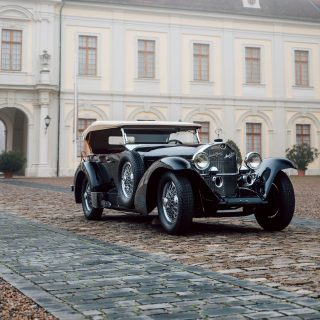 Pre-War Mercedes-Benz 710 SS Could Fetch $9 million At Rétromobile