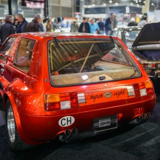 Meet The Super Eight: A Mid-Engined, Ferrari 308-Based Hot Hatch From The Mind Of Franco Sbarro