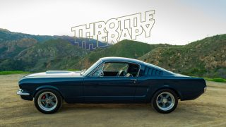 1965 Ford Mustang Fastback: Throttle Therapy