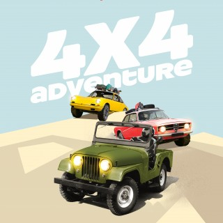 NEW EVENT: Lock Your Diffs, Oil Your Winches, And Join Petrolicious For Our First Drive Tastefully 4x4 Adventure