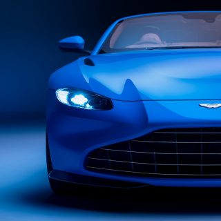 New Aston Martin Vantage Roadster Just Set A Weird New Record