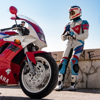 From Father To Son, This 1991 Yamaha FZR 1000 Is A Sport Bike Heirloom
