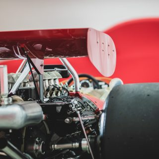Coming Full Circle: This Is Avant-Garde F1 Aerodynamicist Adrian Newey's Lotus 49B