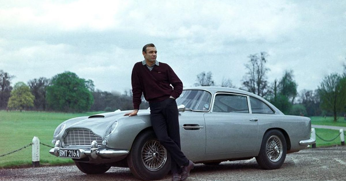 Fancy A Day As 007? Try This Italian Tour With Classic Cars