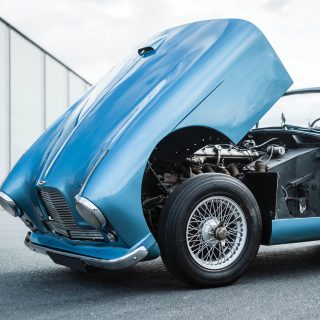 Former 'Gentlemen Racer' Sending 100 Classics To Auction In March