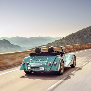 Morgan Unveils Most Advanced Model Yet, The New Plus Four