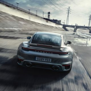 2021 Porsche 911 Turbo S Boasts A Whopping 641hp