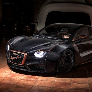 "Relaunched Hispano Suiza Debuts 1,100bhp Motorsport ""Homage"""