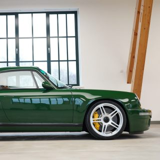 Calm Down, The Production RUF SCR Is Now Ready