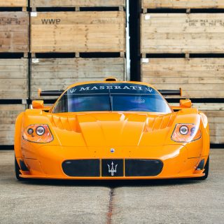 Want To Own One Of Only 12 Maserati MC12 Corsas Ever Built?
