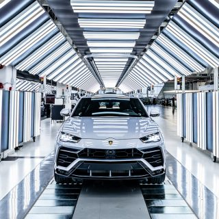 Lamborghini Stops Production For Pandemic Health Precautions
