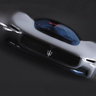 Remember The Maserati Birdcage 75th Concept?
