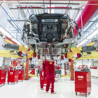Even Ferrari Has Closed Its Factory Doors