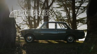 1967 BMW 1600: A Bimmer Named Derby