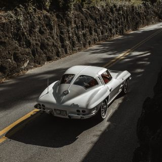 Braving the Storm: Keeping a Split-Window Corvette Within the Family