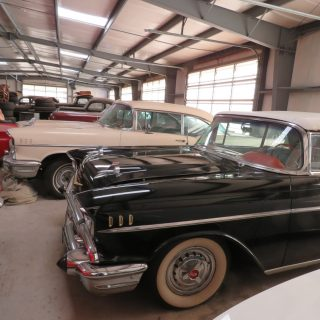 Moon-Walk Inventor's Vast, Eclectic Car Collection Up For Sale
