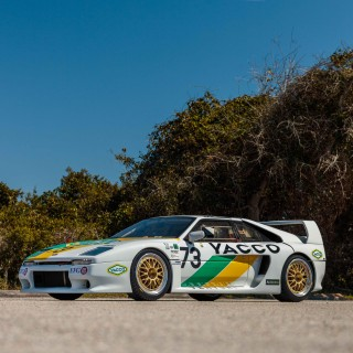This Venturi 400 Trophy Is A Time Capsule Of One-Make Sports Car Racing In The 1990s