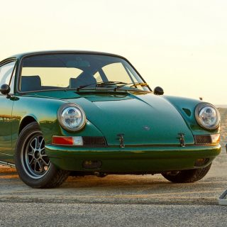 Petersen Museum Offers Chance To Win Classic 911. With, Er, Electric Power