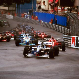 FIVE oft-forgotten facts about the 1996 Monaco Grand Prix