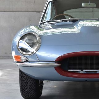 This 1964 Jaguar E-Type Was Just Brought Back From The Dead