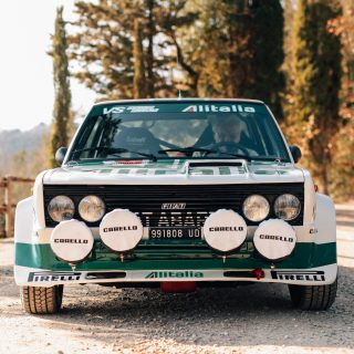Thanks To Abarth, Bertone, And A Big Budget, The Humble Fiat 131 Became A WRC Hero