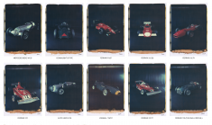 Bernie Collection: F1 Polaroids
