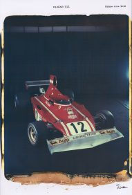 Bernie Collection: Ferrari F1 Polaroids