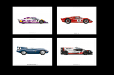 The Le Mans Winners Opus Collection- Hall of Fame Edition
