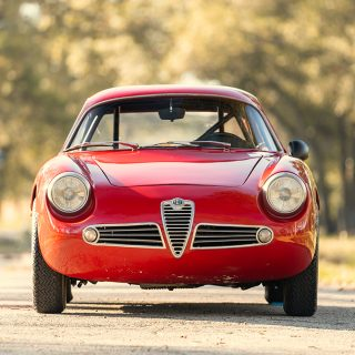 Rare Zagato-Designed Alfa Romeo Giulietta SZ Looking For New Home