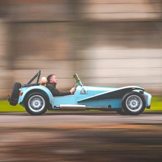 Caterham Debuts Retro-Inspired Super Seven 1600