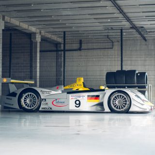 Fancy Owning The 2000 Le Mans Polesitter?