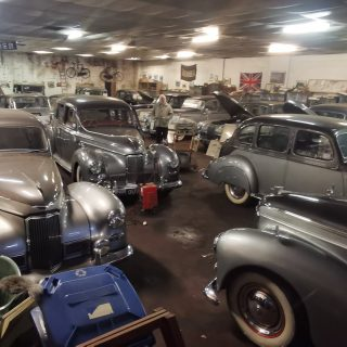 Collection Of Humber Cars For Sale Has A Touch Of Royalty