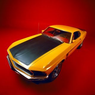 Mustang Celebrates 56th Birthday With Sales Records