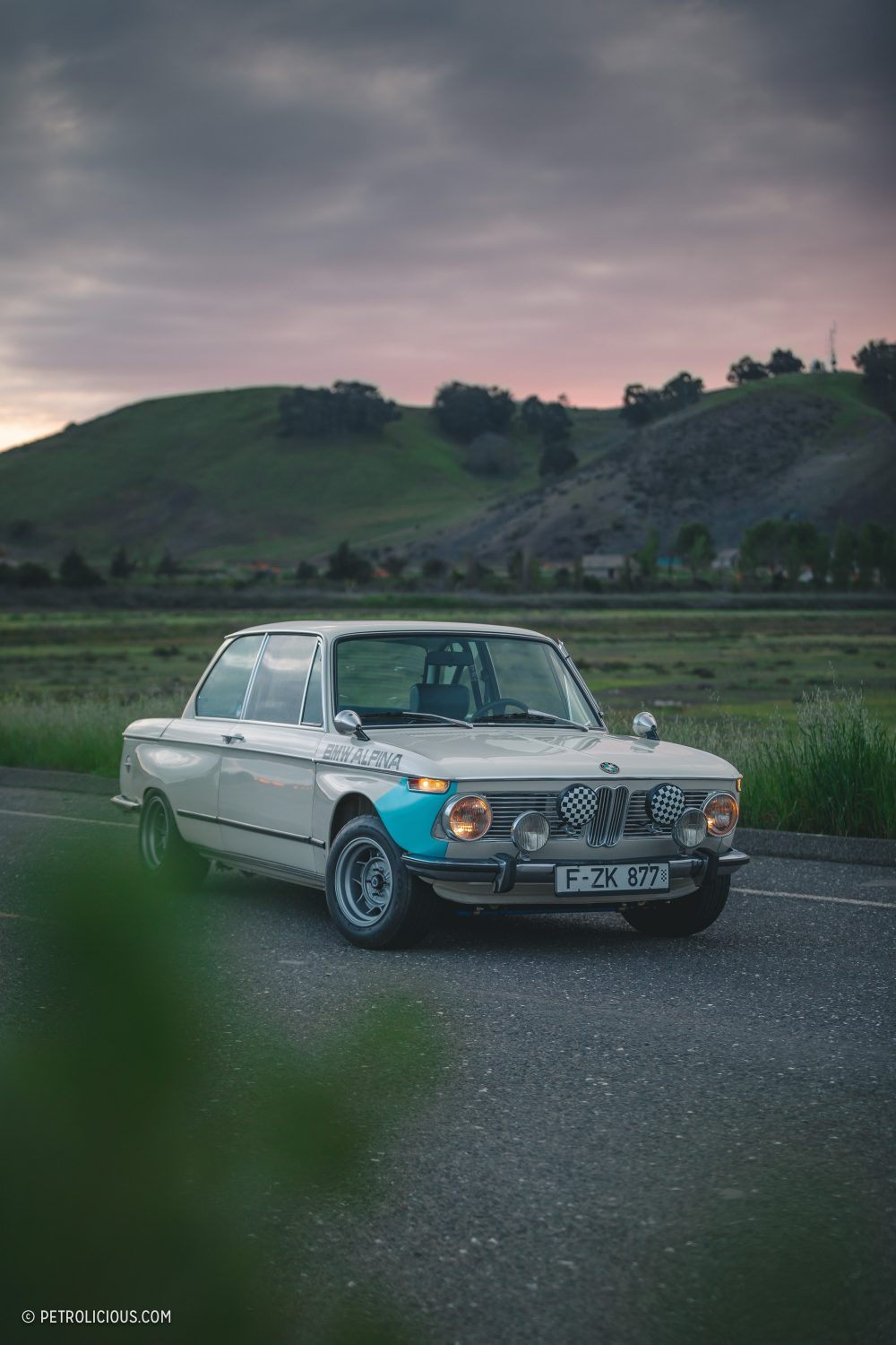 Chasing Momentum With A Bmw 2002 Alpina Tribute Petrolicious