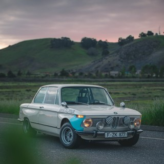 Chasing Momentum With A BMW 2002 Alpina Tribute
