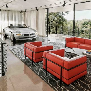 The 8,300sq ft, 17-Car Garage Inspired By Ferris Bueller