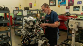 Ed Pink: Auto Racing Engines