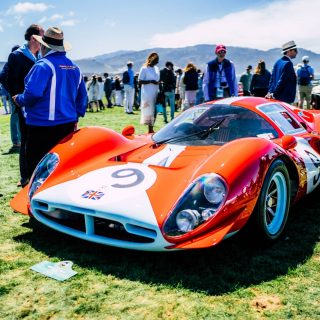 This Year's Pebble Beach Concours d'Elegance Has Been Cancelled