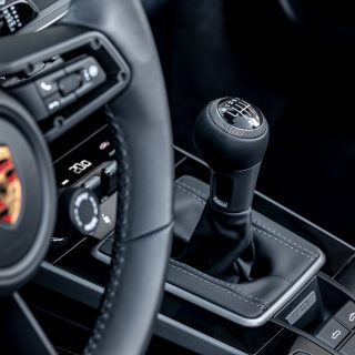 Good News! Porsche's Manual Gearbox Is Not Dead