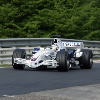 13 Years Ago Today, Formula 1 Returned To The Nordschleife