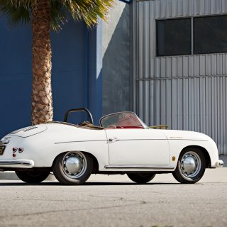 This Porsche 356 Speedster Has Gone Mostly Unused Since The 90s