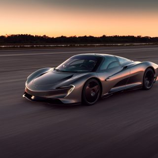 McLaren Dishes On The Speedtail's powertrain numbers