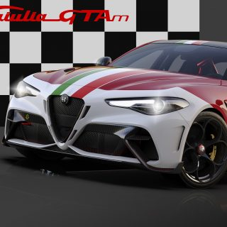 Alfa Romeo Unveils Race-Inspired Liveries For The Giulia GTA