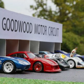 The Goodwood Motor Circuit Goes Mini