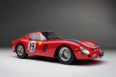 Ferrari 250 GTO- 1:18th Scale
