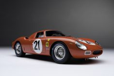 Ferrari 250 LM- 1:18th Scale