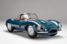 Jaguar XKSS – 1:8 Scale