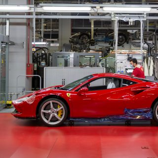 Ferrari Is Now Worth More Than Ford, GM and FCA!