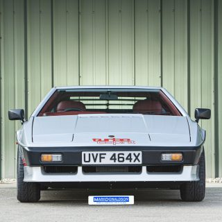 You Can Now Own THE Personal Lotus Esprit Of Colin Chapman